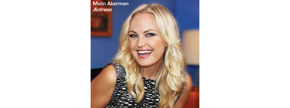 Web Only: Actress Malin Akerman's Advice for Multi-Tasking Moms