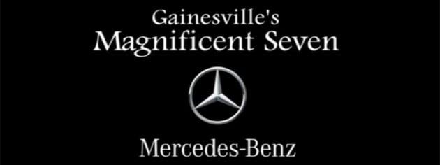 Gainesville's Magnificent Seven
