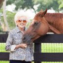 The Inner Beauty of Ocala's Judy Dunlap