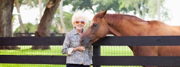 The Inner Beauty of Ocala's Judy Dunlap