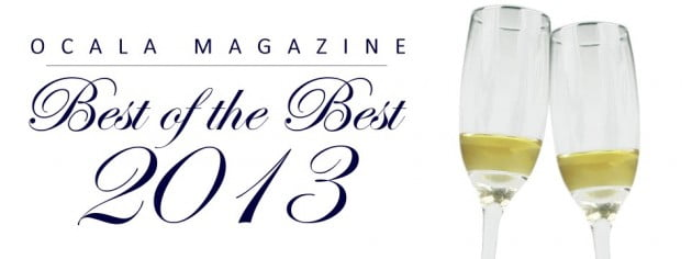2013 Ocala Magazine Best of the Best Survey