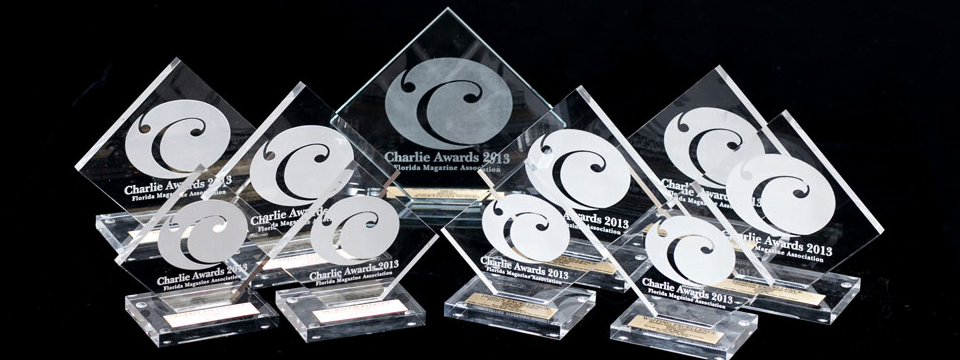 Ocala Magazine: Winner of 10 Charlie Awards