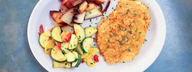 Buttermilk Baked Chicken – Recipe Compliments of Scrambles Restaurant, Ocala