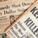 History BOUND: Ocala Resident Remembers JFK through her Grandmother's Scrapbooking