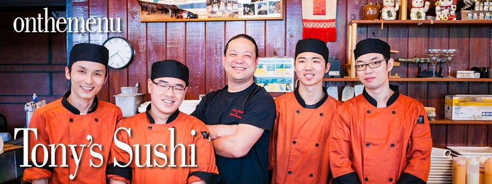 On a roll: Ocala's Tony's Sushi serves up fine Japanese cuisine with a creative flair