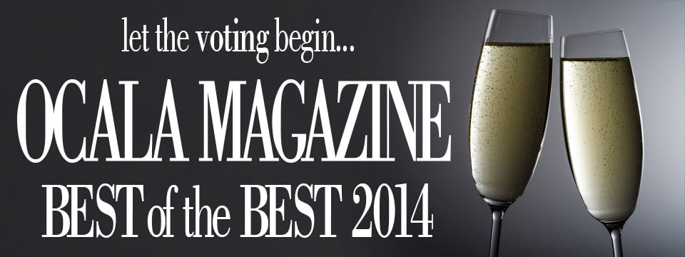 Ocala Magazine – Best of The Best 2014
