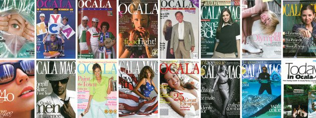 Ocala Magazine Celebrates 35 Years