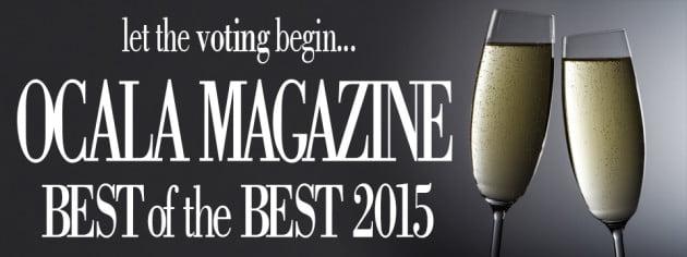 Ocala Magazine – Best of The Best 2015
