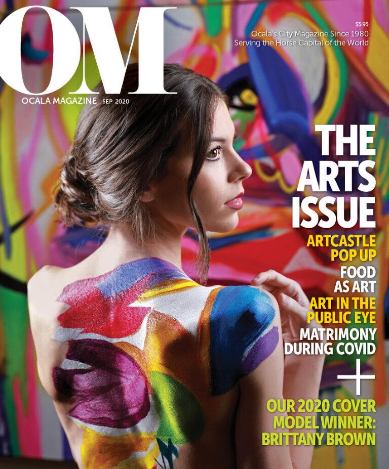 Ocala Magazine September 2020 cover