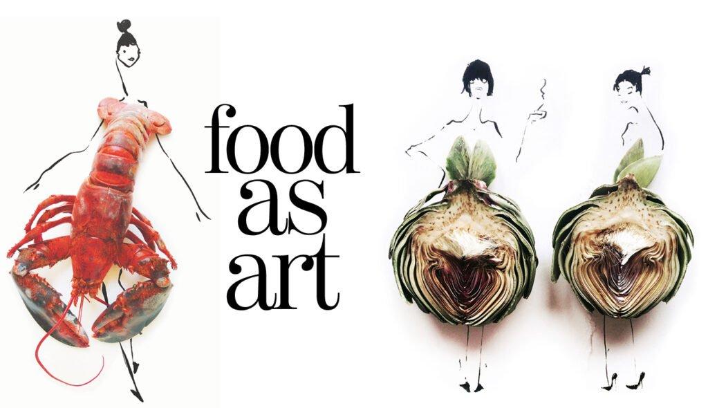 Food as art 2020